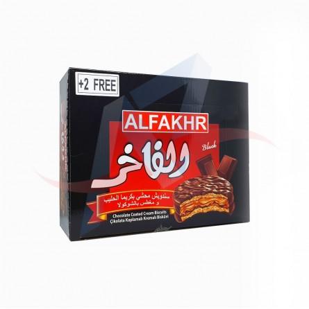 Biscuit au chocolat Fakhr 24 pièces