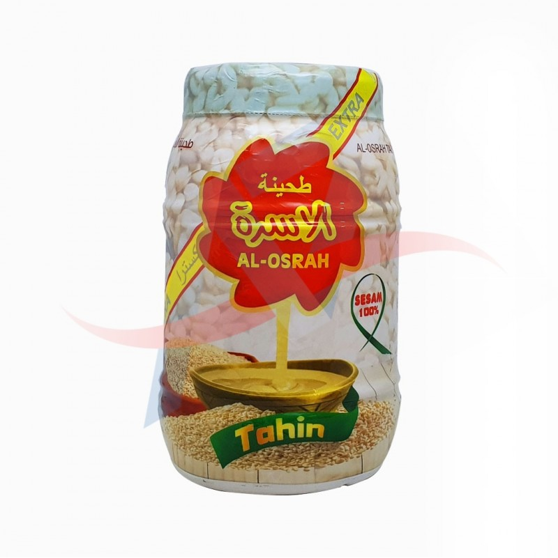 Tahina (crème de sésame) Alousra 800g