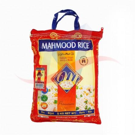 Riz long Sella basmati Mahmood 5kg
