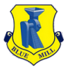 Blue mille